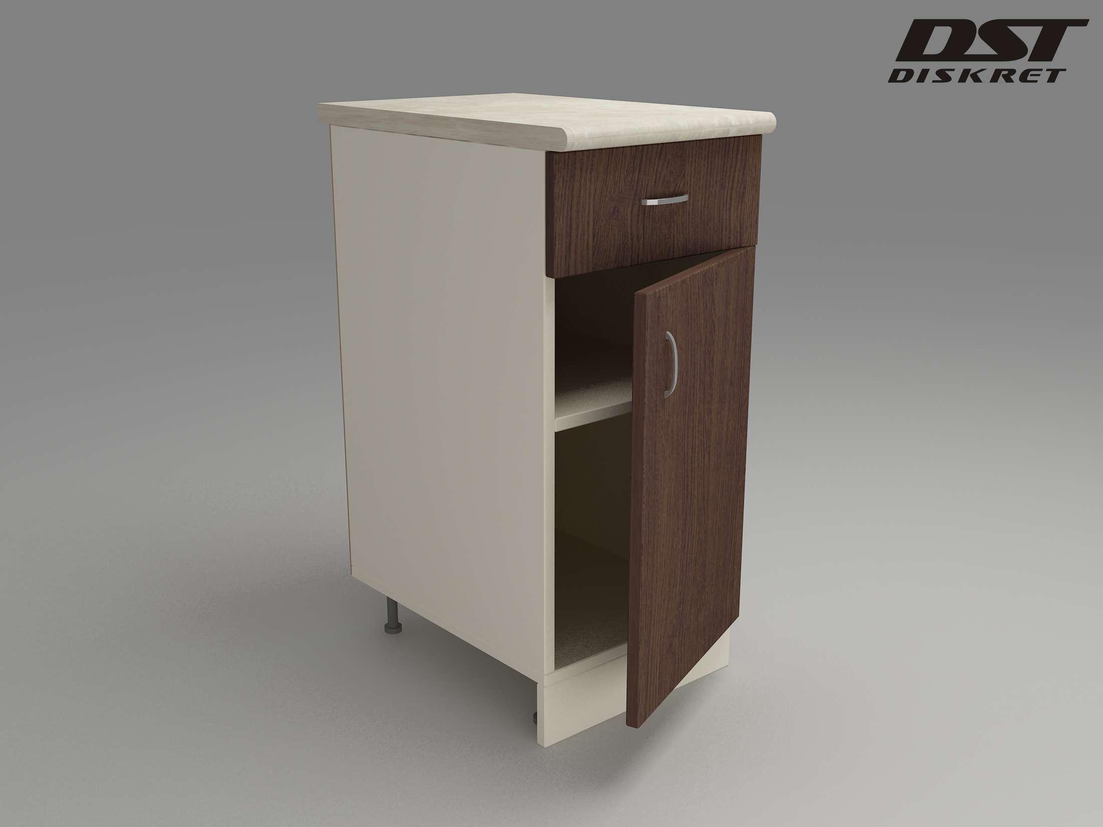 Кухненски Модул МК-41 - 900/300/600-480