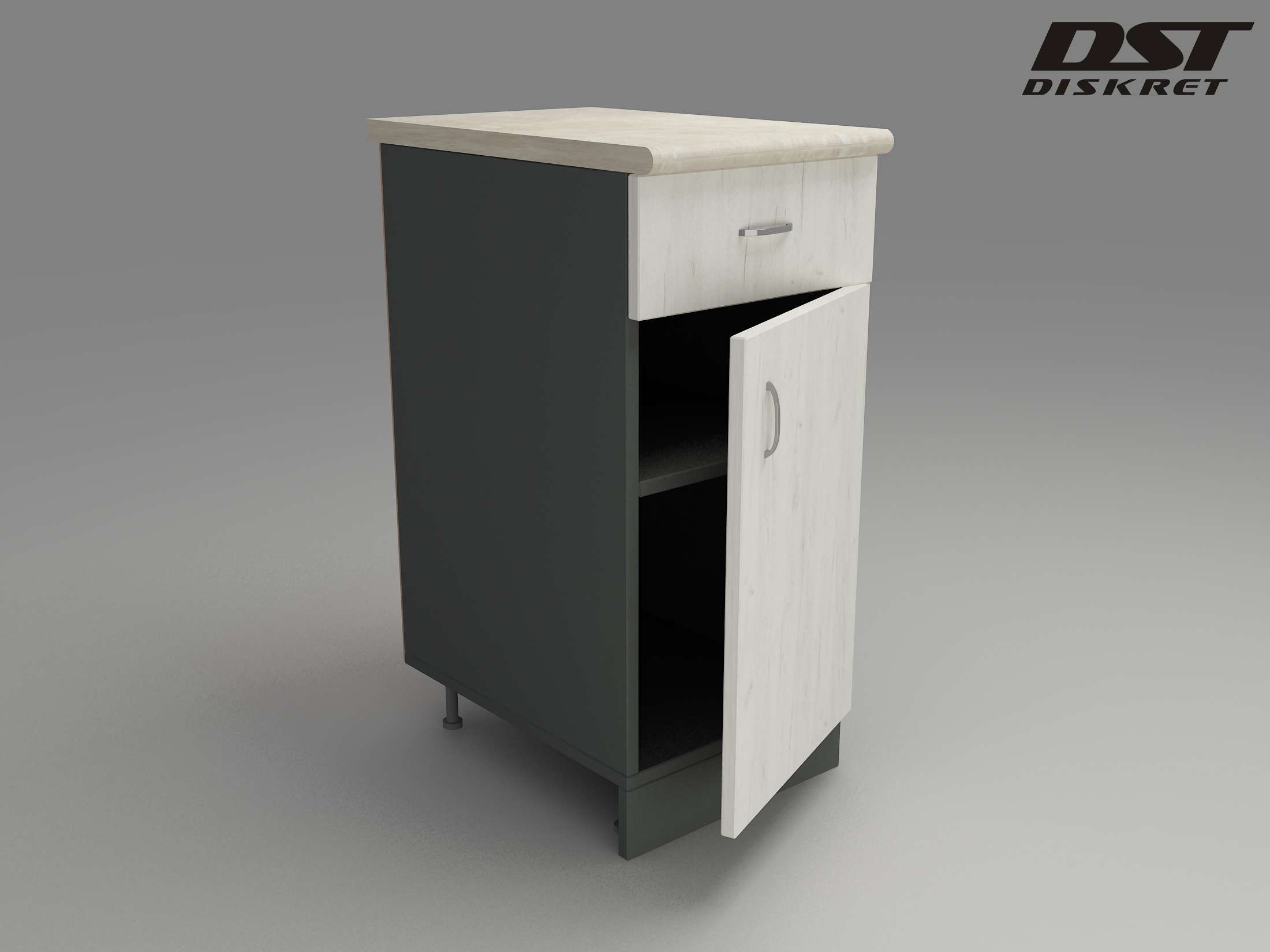 Кухненски Модул МК-41 - 900/450/600-480