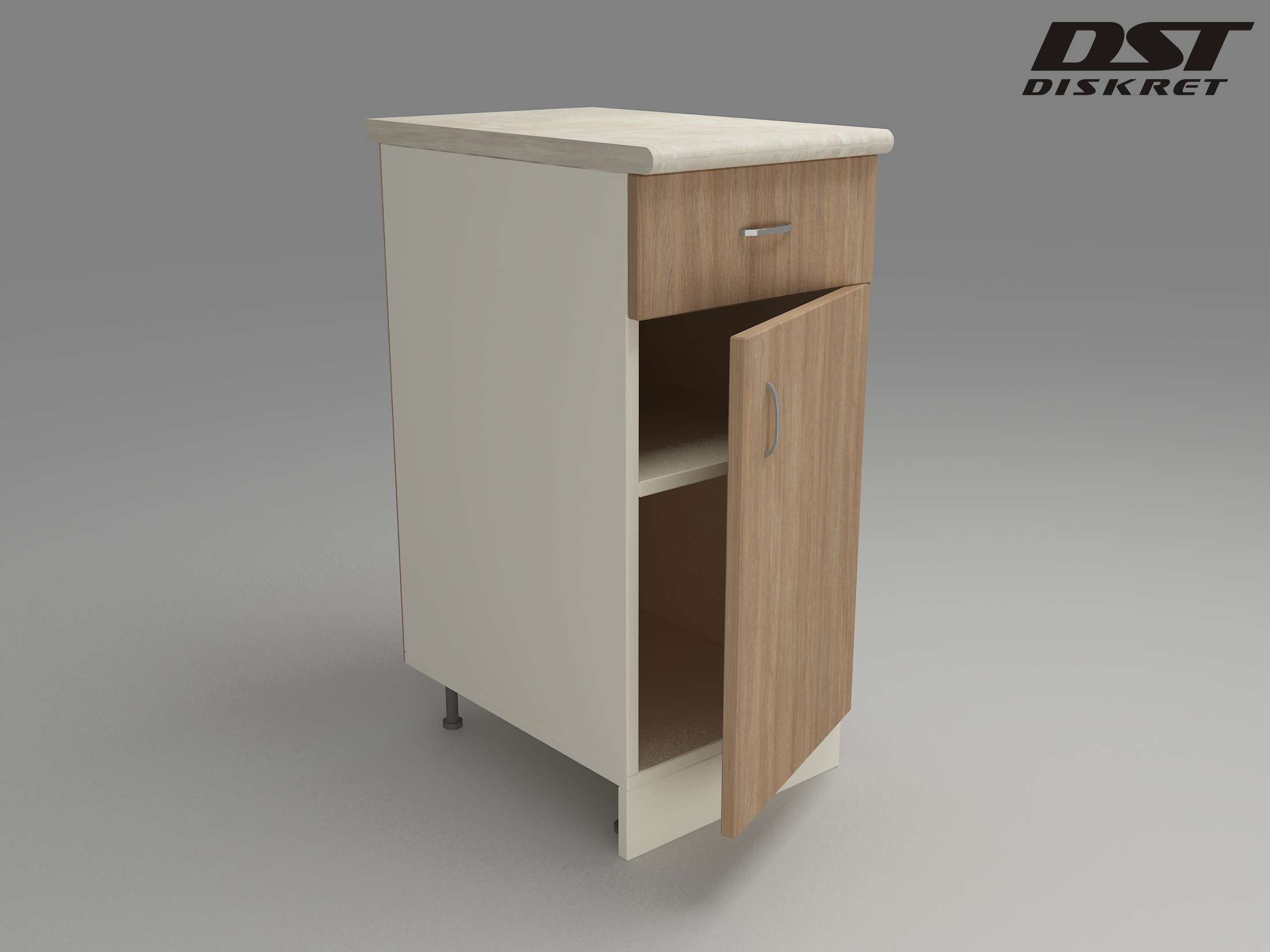 Кухненски Модул МК-41 - 900/500/600-480