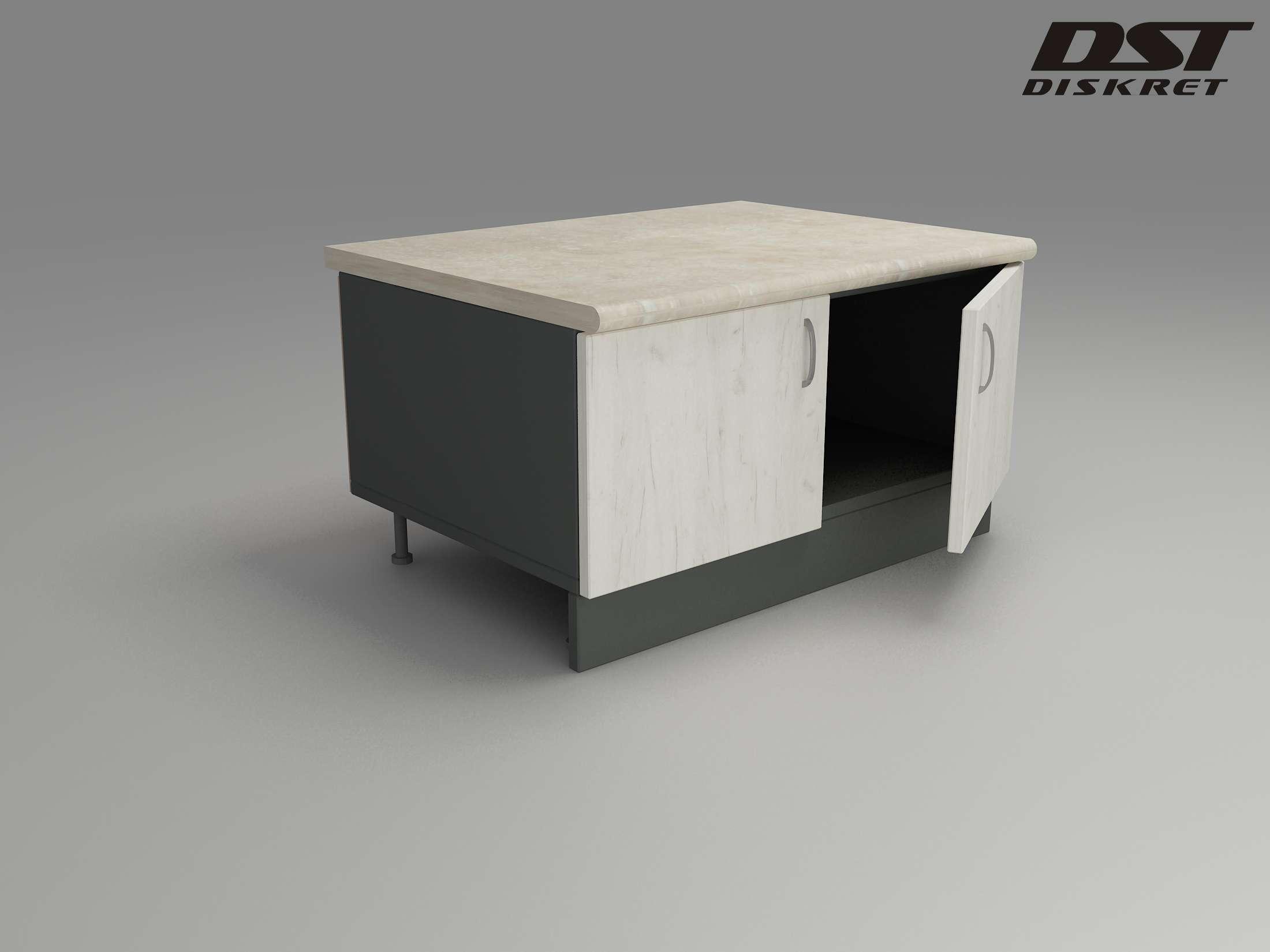 Кухненски Модул МК-55 - 450/600/600-480