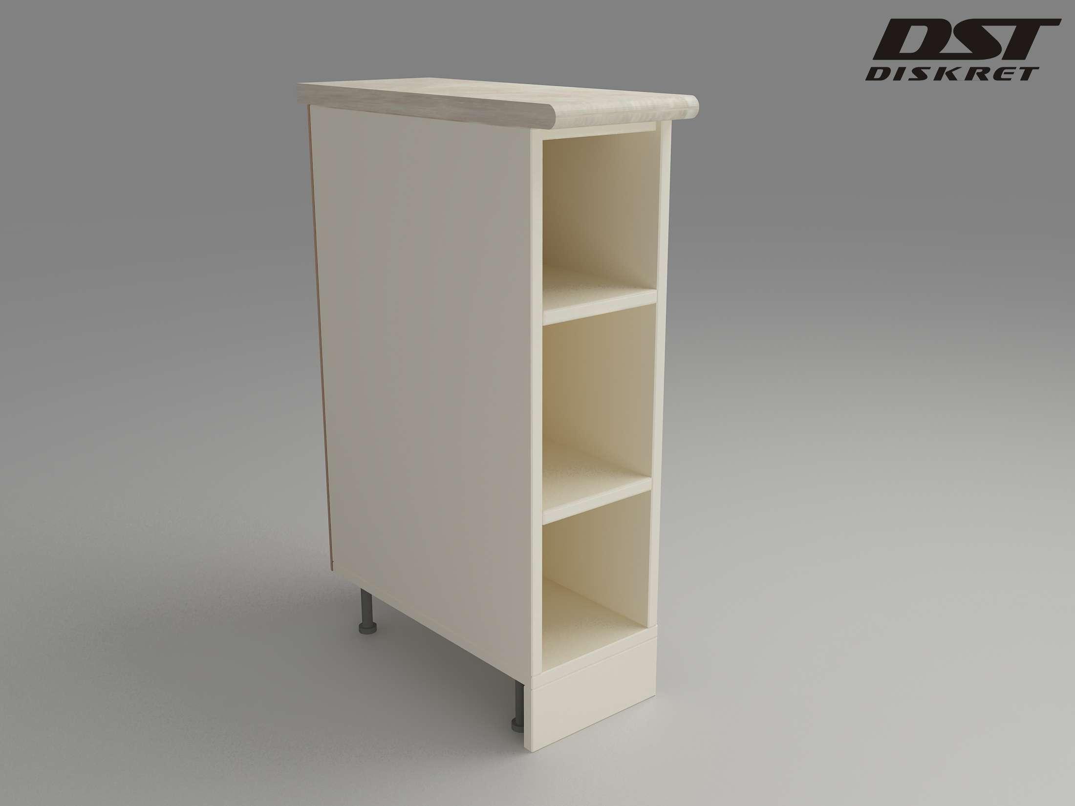 Кухненски Модул МК-61 - 900/250/600-480