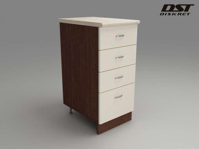 Кухненски Модул МК-43 - 900/550/600-480
