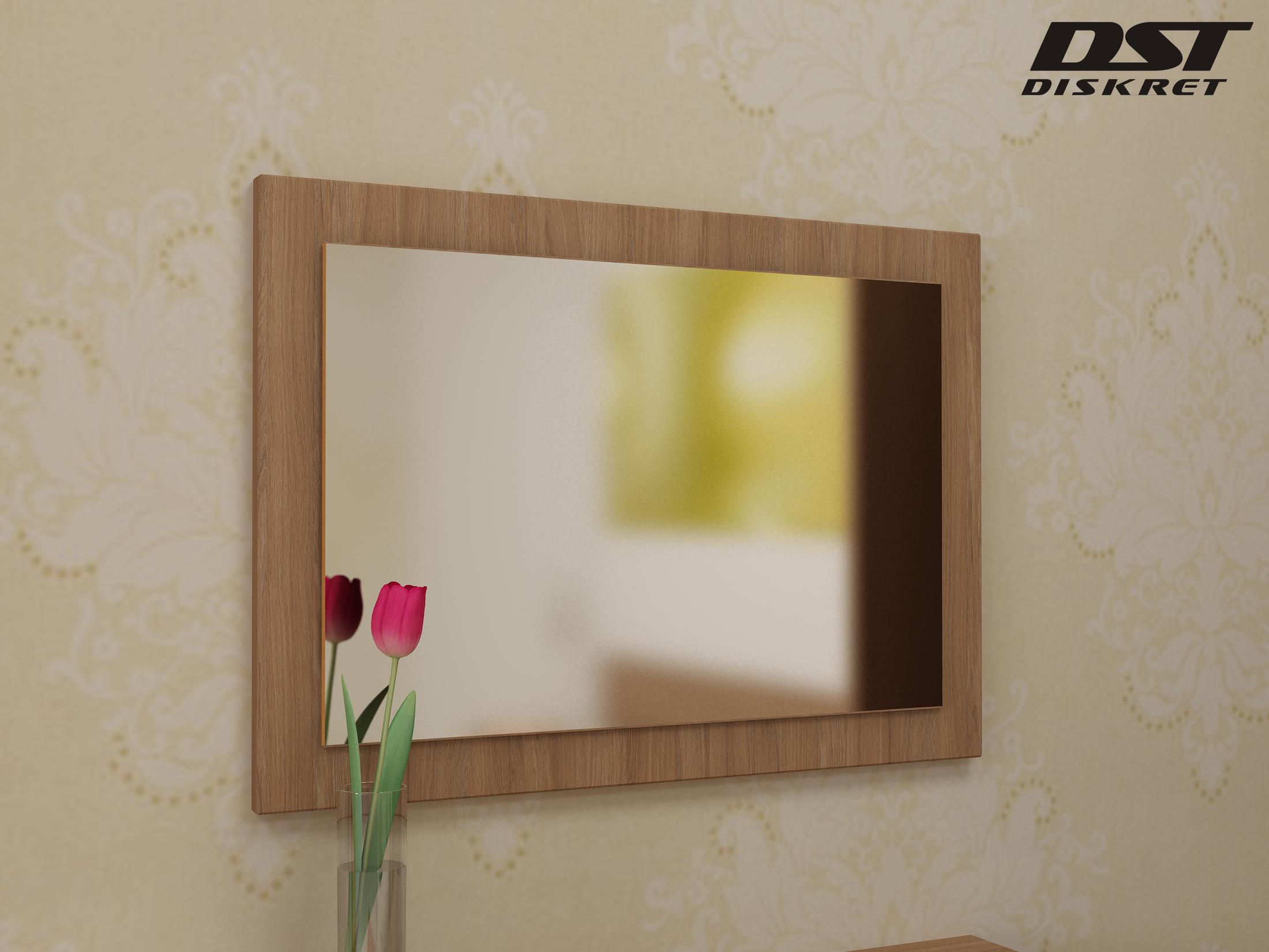 Пано Пано + огледало венге