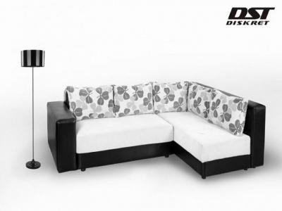 Мебелна фабрика Дискрет - производство на ъглови дивани, спални комплекти, корпусна мебел