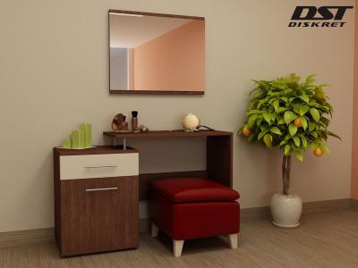Киара Тоалетка + огледало венге